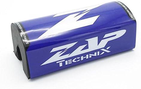 Zap Handlebar Pad Fx Blue White Auto