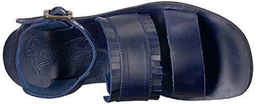 Fly London Damen Mele913fly Sandalen Blau (blauw 008)