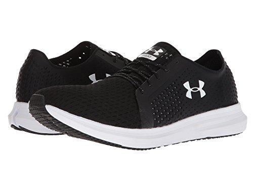 [UNDER ARMOUR(アンダーアーマー)] メンズランニングシューズ?スニーカー?靴 UA Sway Black/White/White 10 (28cm) D - Medium