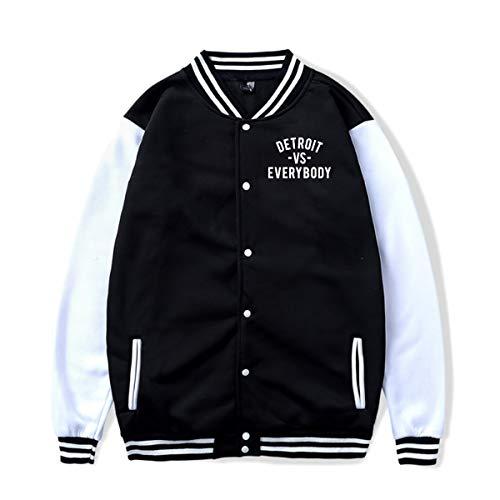 Detroit VS Everybody Baseball Jacket Uniform Sport Coat for -