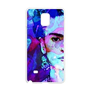 SamSung Galaxy Note4 Case, SamSung Galaxy Note4 Cover -FridaKahlo Self-portraits Custom Hard Mobile Phone Shell Protector for SamSung Galaxy Note4
