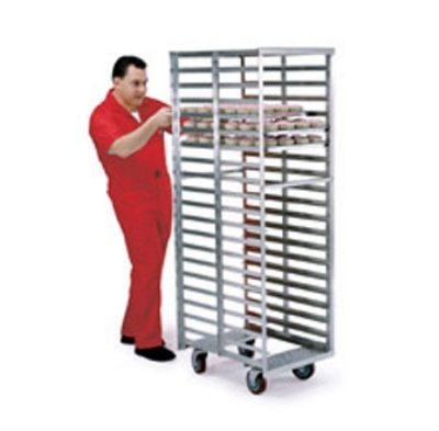 Lakeside 8900 End Load Roll-In Cooler Rack w/ Angle Ledge, (20) 18 x 26-in, Each