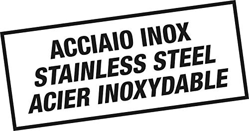 L/ínea Accesorios Cortador con /émbolo Material: Acero Inoxidable Color Plateado Guardini 15664 9cm