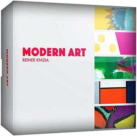 Pixie Games Modern Art - Version Francaise