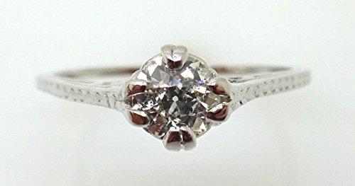 0.45 Ct Genuine Diamonds - 6