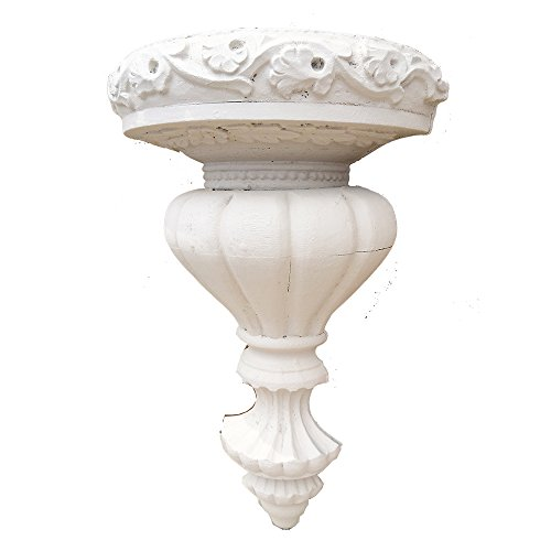 (BuyFlauxStone Pinot Grape Corbel-stone white)