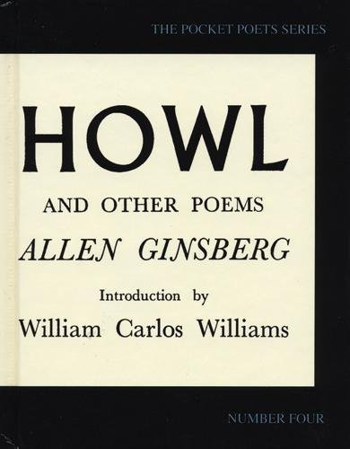 Howl and Other Poems (City Lights Pocket Poets Series) by Allen Ginsberg