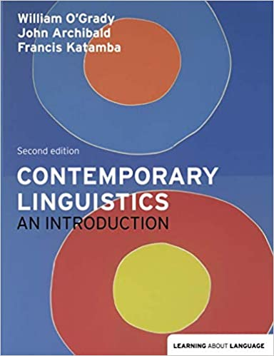 Francis katamba pdf morphology