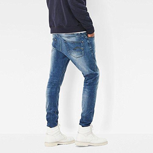 lt Raw Aged G star 424 Uomo Blu Revend Jeans OYxxfPHwqZ