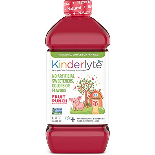 Kinderlyte Electrolyte Drinks Doctor-Formulated