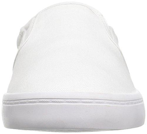 Lacoste Women's Gazon BL 2, White, 7 M US