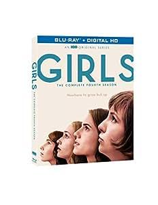 Girls: Season 4 [Blu-ray] + Digital HD