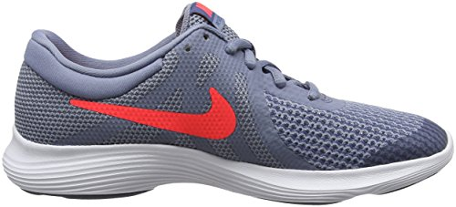 Zapatillas flash Deporte Para Gris De ashen Crimson 4 diffused Nike Niños Slate 400 Blue Revolution gs qwxnXtYPTA