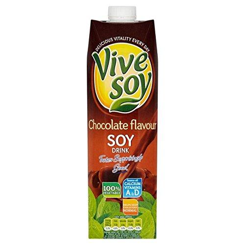 Vivesoy soja chocolate Bebida 1L