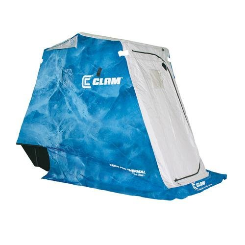 Clam 9941 4567-0701 Kenai Pro Thermal 1 Man Jig by Clam Corporation