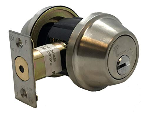 MUL-T-LOCK Double Cylinder Cronus DEADBOLT Interactive+ (Stainless Steel)