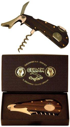 Cigar Tool / Cutter / Wine Opener / Saw Blade - New