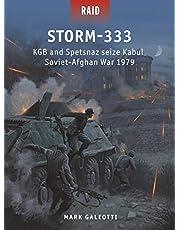 Storm-333: KGB and Spetsnaz seize Kabul, Soviet-Afghan War 1979