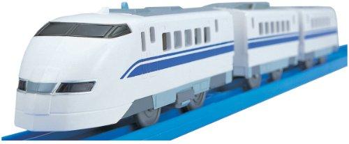 Tomica PraRail Bullet Train S-03 Shinkanen Series 500 (Model Train) ()