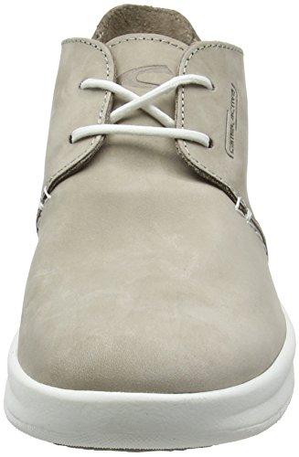 Cammello Attivo Herren Onda 12 Desert Boots Weiss (nebbia 03)