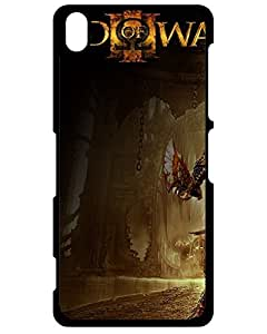 2854376ZA494779945Z3MINI Sony Xperia Z3 Compact Case Cover Skin : God of War My Favorite Game High Quality Drawing Case Amy Nightwing Game's Shop