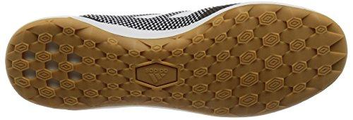 Adidas Ace Tango 17.2 in, Scarpe per Allenamento Calcio Uomo, Nero (Negbas/Ftwbla/Cobmet), 45 EU