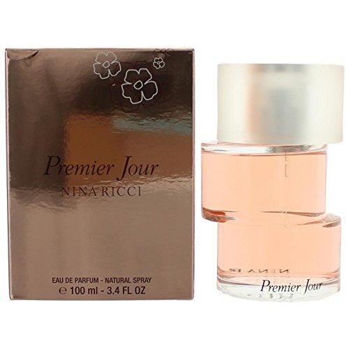 Nina Ricci Eau de Parfum Spray, Premier Jour, 3.3 Fluid Ounce