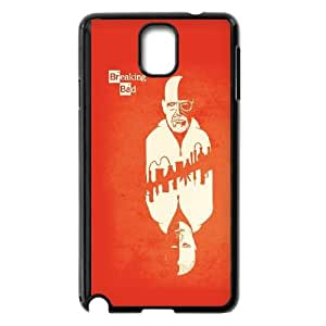 Samsung Galaxy Note 3 Cell Phone Case Black Breaking Bad Card Vector M4V4UV
