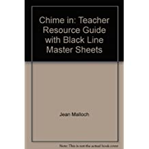 Chime in: Teacher Resource Guide with Black Line Master Sheets