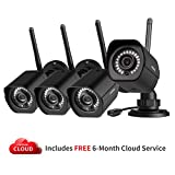 Best Wireless Security Cameras - meShare Security Camera System Wireless(4 Pack) -1080p Outdoor Review