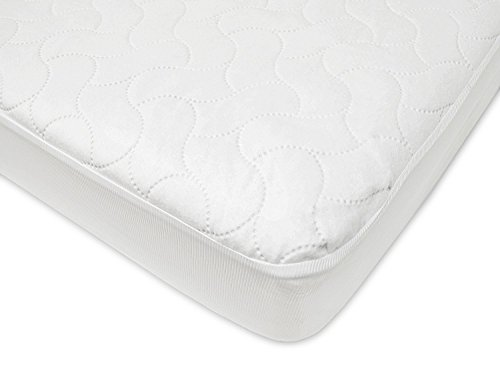 American-Baby-Company-Waterproof-Fitted-Crib-and-Toddler-Protective-Mattress-Pad-Cover