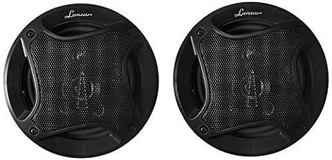 Lanzar MX53 Max Series 5.25-Inch 140-Watt 3-Way Coaxial Speakers (Pair) - 1995 Oldsmobile 98 Series