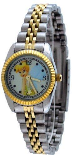 Disney Tinker Bell Women's TNK451 Two Tone Classic Bracelet Watch