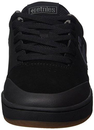 Etnies-Marana, Color: Black/Grey/Gum, Size: 45 EU (11 US / 10 UK)