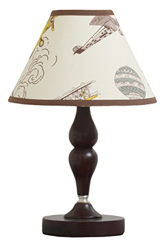 GEENNY Lamp Shade, Air Show Airplane Aviator ()