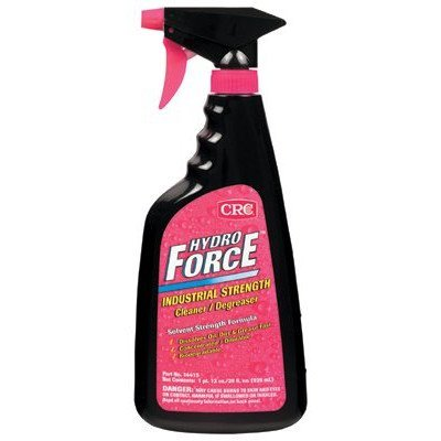 HydroForce® Industrial Strength Cleaner/Degreaser - 30-oz. hydroforce ind strength cleaner/degreaser [Set of 12]