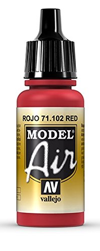 Vallejo RLM23 Red Paint, 17ml