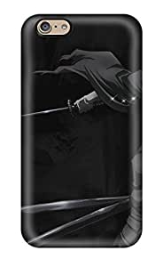 High-end Case Cover Protector For Iphone 4/4s(afro Samurai Anime Game )