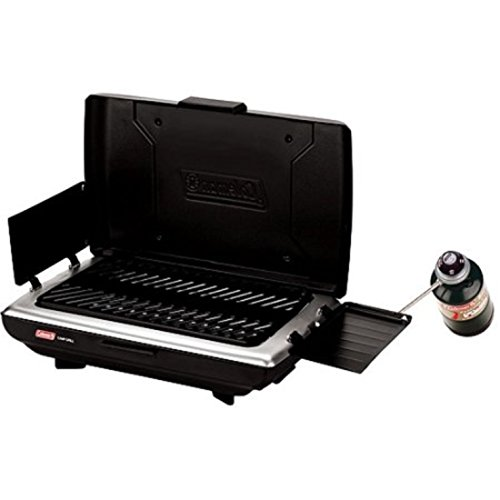 Coleman Campers (Campers Propane Gas Grill Stove 10,000 BTU)