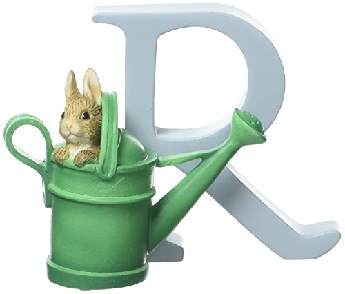 (Beatrix Potter Peter Rabbit and Friends - Alphabet Letter R - Peter Rabbit In Watering Can)