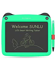 SUNLU LCD Writing Tablet, 9 Inch Electronic Drawing and Writing Board, Portable Handwriting Notepad, Gift for Kids and Adults, can use at Home,School and Office