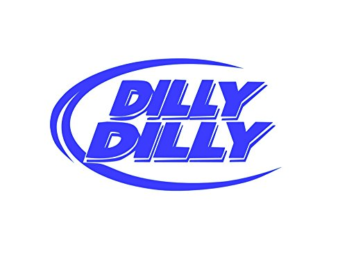 Dilly Dilly Decal for Yeti, Car, Truck, laptop