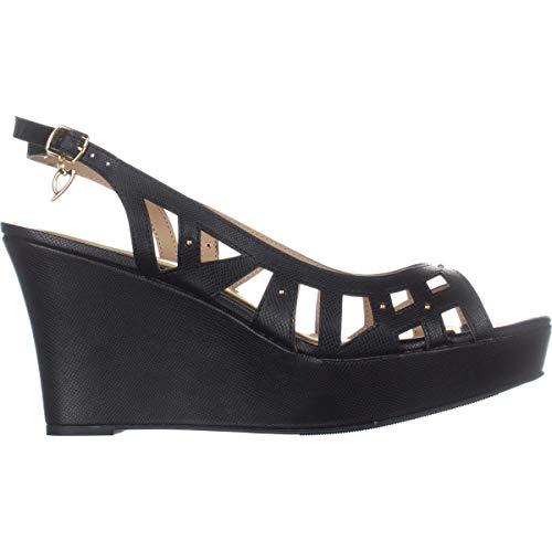 US Sandales Noir Femme pour Thalia Frauen 0Ftqw0C