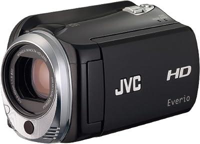 JVC GZ-HD500 80 GB High Definition HDD Camcorder by JVC