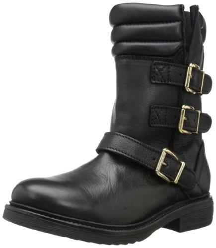 Bronx Women's Tone Down Boot,Black,37 EU/7 M US