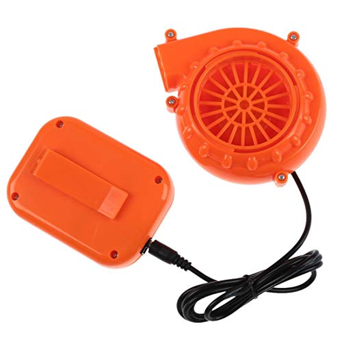 BOLLAER Mini Blower Fan for Inflatable Costume or Doll Mascot Head Other Inflatable Game Clothing,...