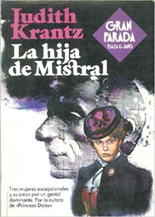 Mistrals Daughter Book