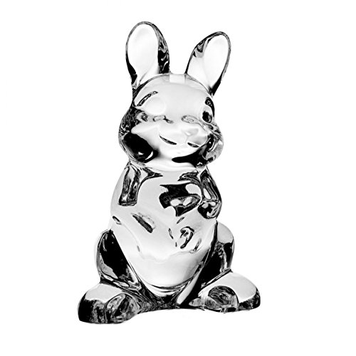Rabbit Crystal Figurine | Collectible Gift | Easter - Glass Bunny