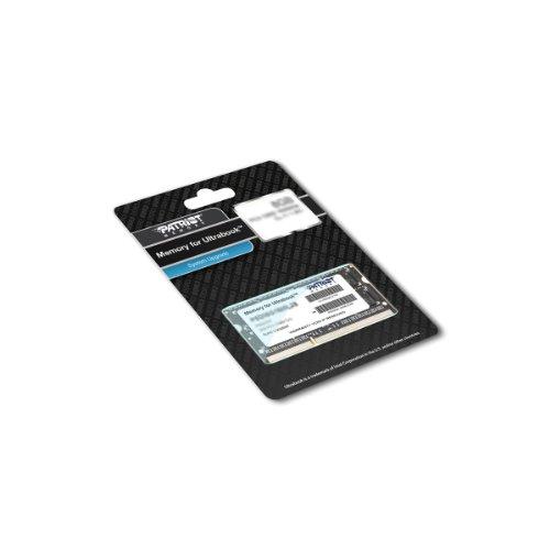 Patriot 1.35V 8GB DDR3 1600MHz PC3-12800 CL11 SODIMM Memory PSD38G1600L2S by Patriot (Image #3)
