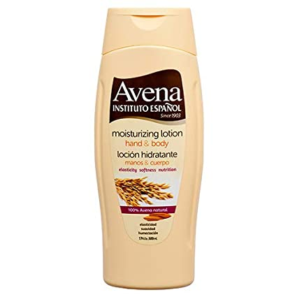 Amazon com: avena New 318570 Hand & Body Lotion 17Z (6-Pack